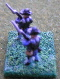 Union Infantry in Hardee hat Advancing