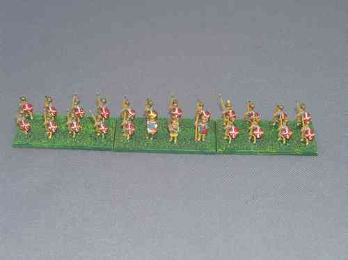 10mm Roman  late 1st and early 2nd centuries Auxiliary infantry