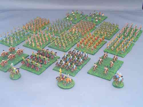 10mm Early Imperial Roman Army Pack West