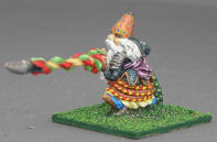 Dwarf Guard with a Pike