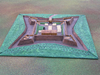 6mm scale resin Star fort
