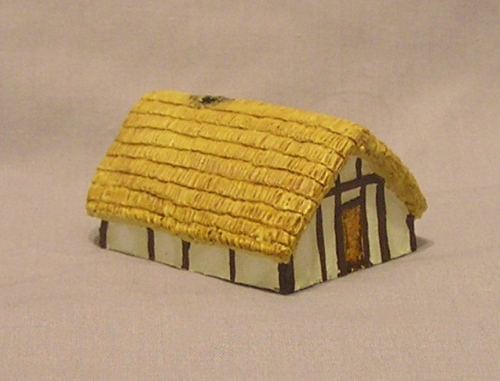 10mm medium size #1 Sub Roman  house