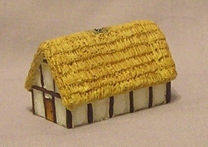 6mm medium size #2 Sub Roman  house