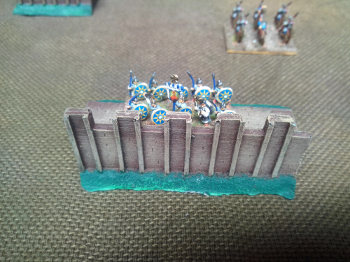 10mm Saxon 80mm section