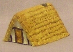 10mm Roman/Sub Roman/Saxon/Viking building to create a small village