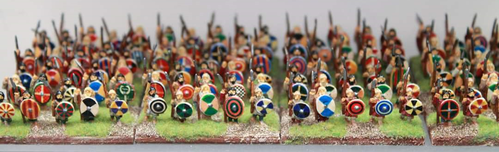 Germanic/Gothic shield transfers-Large shield