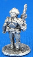 25/28mm Security Trooper with Assault Rifle 1