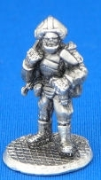 25/28mm Security Trooper with Assault Rifle 1 carrying over shoulder