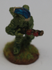 25/28mm Bio-Mech Warrior with MkI Bio rifle