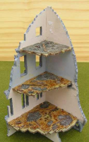 25/28mm Corner section of Berlin strasser