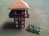 10mm Roman, Sub Roman watch tower